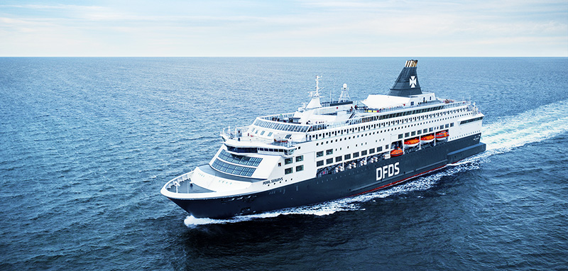 Minikryssning med DFDS